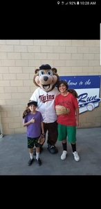 Lucas attended Minnesota Twins vs. Baltimore Orioles - MLB on Jul 7th 2018 via VetTix