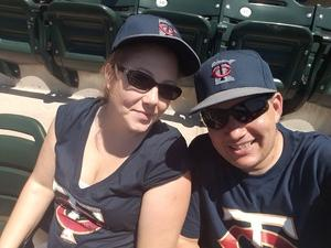Richard attended Minnesota Twins vs. Baltimore Orioles - MLB on Jul 7th 2018 via VetTix