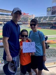 Scott attended Minnesota Twins vs. Baltimore Orioles - MLB on Jul 7th 2018 via VetTix