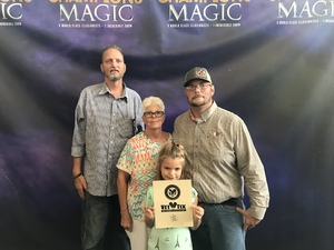 John attended Champions of Magic - Saturday on Jun 30th 2018 via VetTix