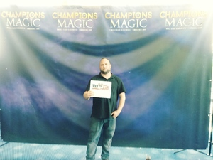Jmi attended Champions of Magic - Saturday on Jun 30th 2018 via VetTix
