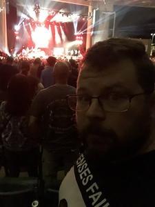Luke attended Wjjk Summer Bash With John Fogerty and ZZ Top: Blues and Bayous Tour on Jun 13th 2018 via VetTix
