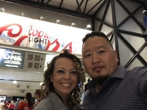 Sean attended Kesha and Macklemore - Live in Concert - Presented by the Mandalay Bay Events Center on Jun 9th 2018 via VetTix
