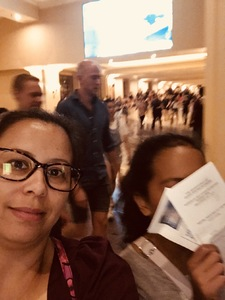 Vickie attended Kesha and Macklemore - Live in Concert - Presented by the Mandalay Bay Events Center on Jun 9th 2018 via VetTix
