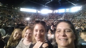 Yvette attended Kesha and Macklemore - Live in Concert - Presented by the Mandalay Bay Events Center on Jun 9th 2018 via VetTix