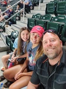 Daniel attended Minnesota Twins vs. Cleveland Indians - MLB on Jul 30th 2018 via VetTix