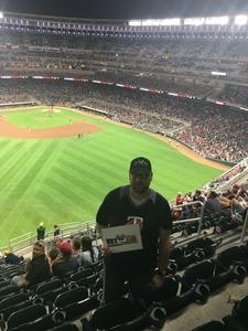 Jason attended Minnesota Twins vs. Cleveland Indians - MLB on Jul 30th 2018 via VetTix