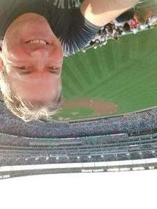 Joseph attended Minnesota Twins vs. Cleveland Indians - MLB on Jul 30th 2018 via VetTix
