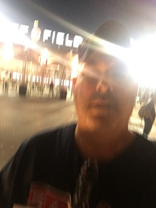 Dan attended Minnesota Twins vs. Cleveland Indians - MLB on Jul 30th 2018 via VetTix