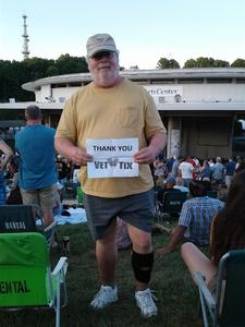 Gary attended Foreigner - Juke Box Heroes Tour With Whitesnake and Jason Bonham's LED Zeppelin Evening - Lawn Seats on Jun 30th 2018 via VetTix