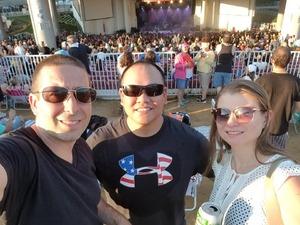 Rito attended Foreigner - Juke Box Heroes Tour With Whitesnake and Jason Bonham's LED Zeppelin Evening - Lawn Seats on Jun 30th 2018 via VetTix