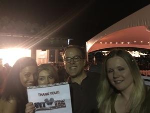 John attended Foreigner - Juke Box Heroes Tour With Whitesnake and Jason Bonham's LED Zeppelin Evening - Lawn Seats on Jun 30th 2018 via VetTix