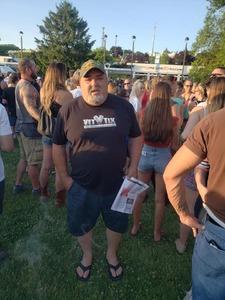 frank   trotta attended Foreigner - Juke Box Heroes Tour With Whitesnake and Jason Bonham's LED Zeppelin Evening - Lawn Seats on Jun 30th 2018 via VetTix