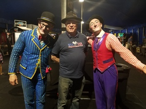 Click To Read More Feedback from Big Apple Circus - Philadelphia