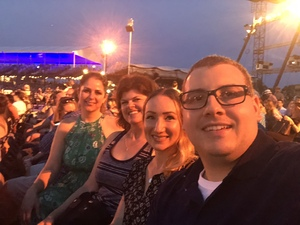 Shayla attended Ray Lamontagne With Very Special Guest Neko Case - Pop on Jun 16th 2018 via VetTix