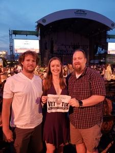Steven attended Ray Lamontagne With Very Special Guest Neko Case - Pop on Jun 16th 2018 via VetTix