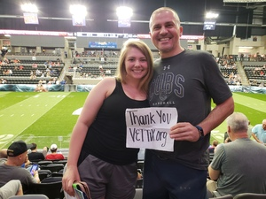 Click To Read More Feedback from Omaha Heart vs. Nashville Knights - Legends Football League - Women of the Gridiron