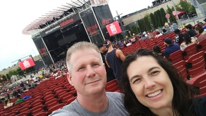 Charles attended 101x Presents Thirty Seconds to Mars on Jul 7th 2018 via VetTix