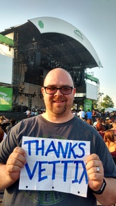 Matthew attended Thirty Seconds to Mars - Reserved Seats on Jun 15th 2018 via VetTix