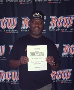 Click To Read More Feedback from River City Wrestling Spectacular Featuring Nwa World Heavyweight Champion.