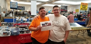 Johnathan Butler attended Humble Gun Show - Presented by Premier Gun Shows - Ticket Good for Saturday or Sunday on Jul 15th 2018 via VetTix