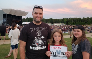Josh attended Paramore: the After Laughter Summer Tour (tour 5) on Jun 14th 2018 via VetTix