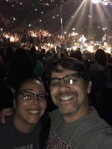 Jason attended Harry Styles Live on Tour on Jun 15th 2018 via VetTix