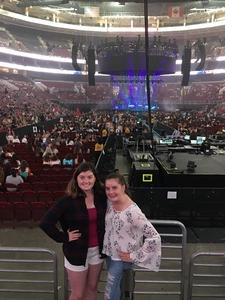 James attended Harry Styles Live on Tour on Jun 15th 2018 via VetTix