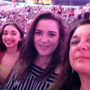Cheri attended Harry Styles Live on Tour on Jun 15th 2018 via VetTix