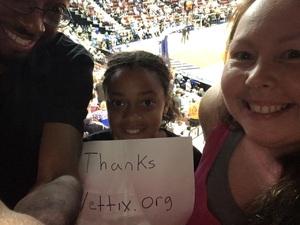 Click To Read More Feedback from Connecticut Sun vs. Atlanta Dream - WNBA - Basketball
