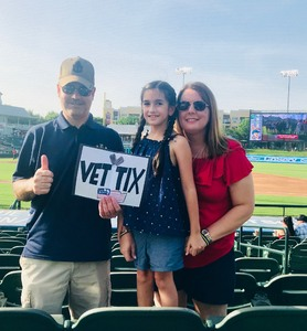 Click To Read More Feedback from Frisco Roughriders vs. Springfield Cardinals - MiLB - First Responders Night