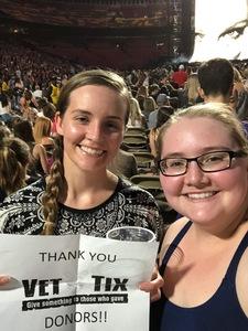 Mark attended Taylor Swift Reputation Stadium Tour on Jul 11th 2018 via VetTix