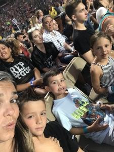 Jessica attended Taylor Swift Reputation Stadium Tour on Jul 11th 2018 via VetTix