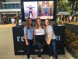 Joseph attended Taylor Swift Reputation Stadium Tour on Jul 11th 2018 via VetTix