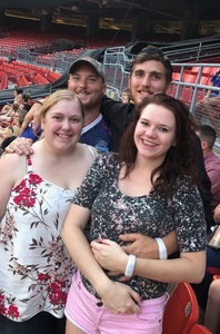 Katrina attended Taylor Swift Reputation Stadium Tour on Jul 11th 2018 via VetTix