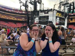Kevin attended Taylor Swift Reputation Stadium Tour on Jul 11th 2018 via VetTix