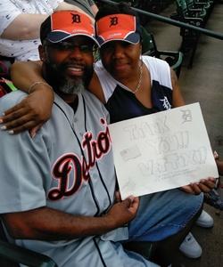 Derek attended Detroit Tigers vs. Texas Rangers - MLB on Jul 5th 2018 via VetTix