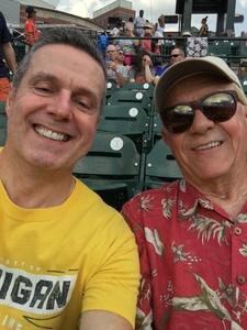Michael attended Detroit Tigers vs. Texas Rangers - MLB on Jul 5th 2018 via VetTix
