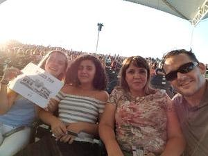 Scott attended The Adventures of Kesha & Macklemore - Reserved Seating on Jun 23rd 2018 via VetTix