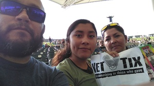 lupe attended The Adventures of Kesha & Macklemore - Reserved Seating on Jun 23rd 2018 via VetTix