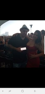 Daniel attended The Adventures of Kesha & Macklemore - Reserved Seating on Jun 23rd 2018 via VetTix