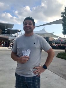 Richard attended The Adventures of Kesha & Macklemore - Reserved Seating on Jun 23rd 2018 via VetTix