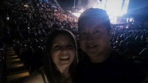 Katie attended Chicago and Reo Speedwagon Live at the Pepsi Center on Jun 20th 2018 via VetTix