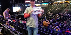 Steven attended Chicago and Reo Speedwagon Live at the Pepsi Center on Jun 20th 2018 via VetTix
