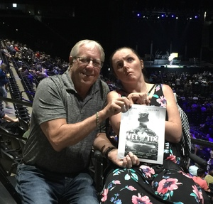 Ronald attended Chicago and Reo Speedwagon Live at the Pepsi Center on Jun 20th 2018 via VetTix