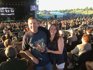 John attended STYX / Joan Jett & the Blackhearts With Special Guests Tesla on Jun 28th 2018 via VetTix