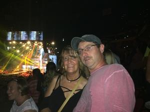 Linnae attended Journey and Def Leppard - Live in Concert on Jul 11th 2018 via VetTix