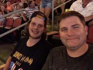 Bobbie attended Journey and Def Leppard - Live in Concert on Jul 11th 2018 via VetTix