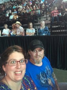 Scott attended Tim McGraw & Faith Hill Soul2Soul the World Tour 2018 - Country on Jun 26th 2018 via VetTix