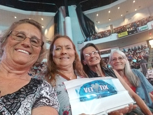 Revonda attended Tim McGraw & Faith Hill Soul2Soul the World Tour 2018 - Country on Jun 26th 2018 via VetTix